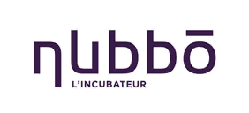 Logo incubateur Nubbō